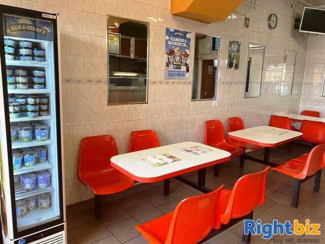 Kebabs, Fish & Chips & Burgers Takeaway & Delivery for Sale - Image 3