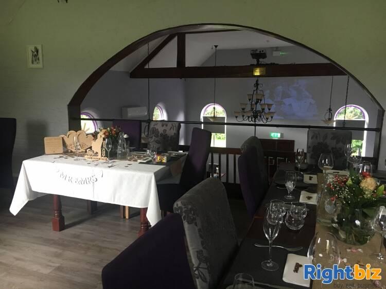 Licensed Restaurant in Renovated Former Church in Telford - Image 3