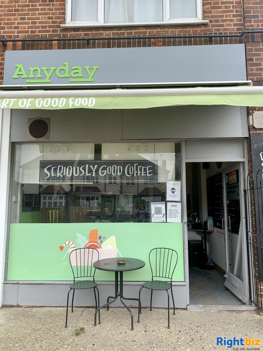 Cosy Sandwich Shop Situated in Chingford, Essex - Image 3