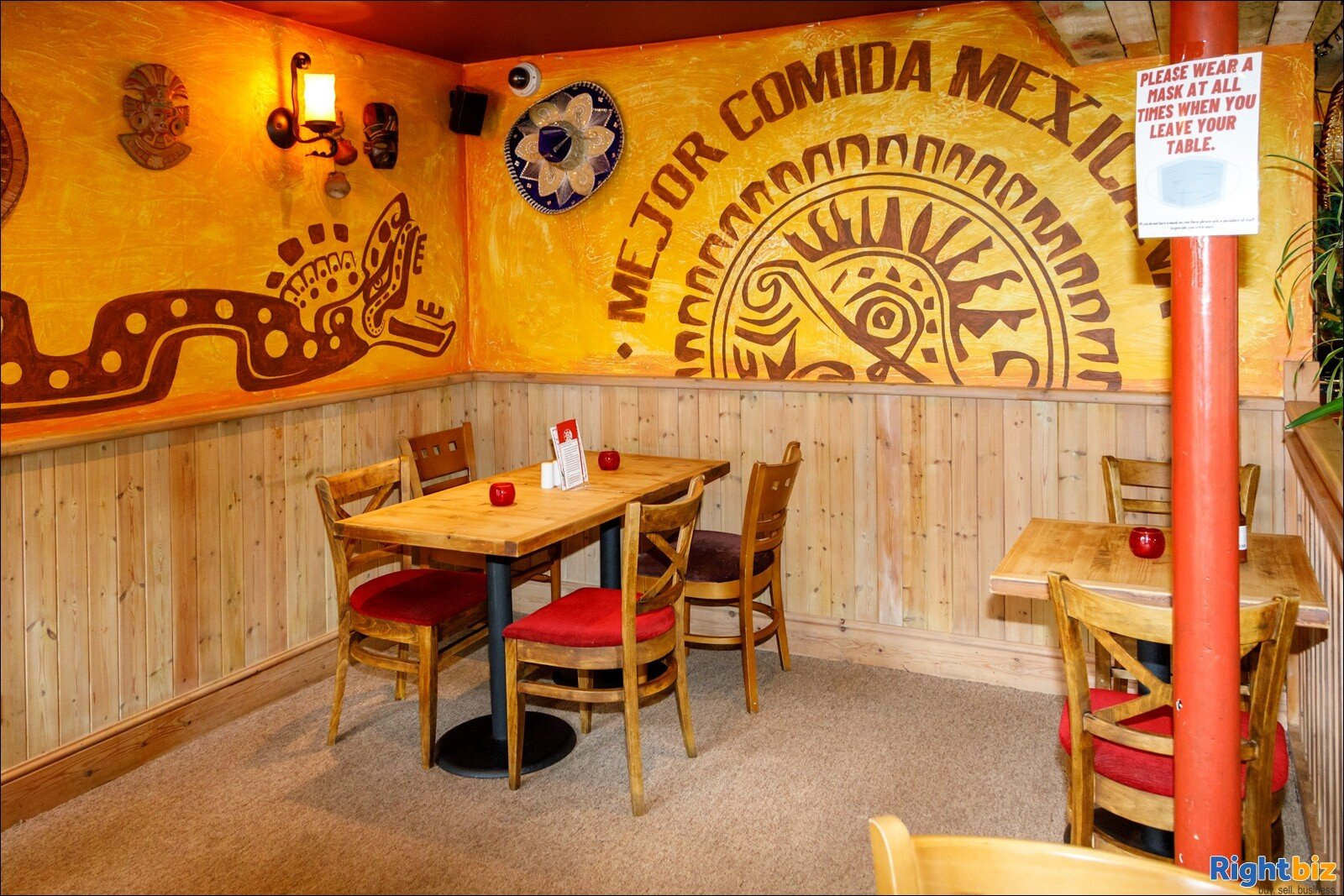 Mexican Restaurant and Bar, prominent corner site, amidst a student area, in Southampton, Hampshire. - Image 3