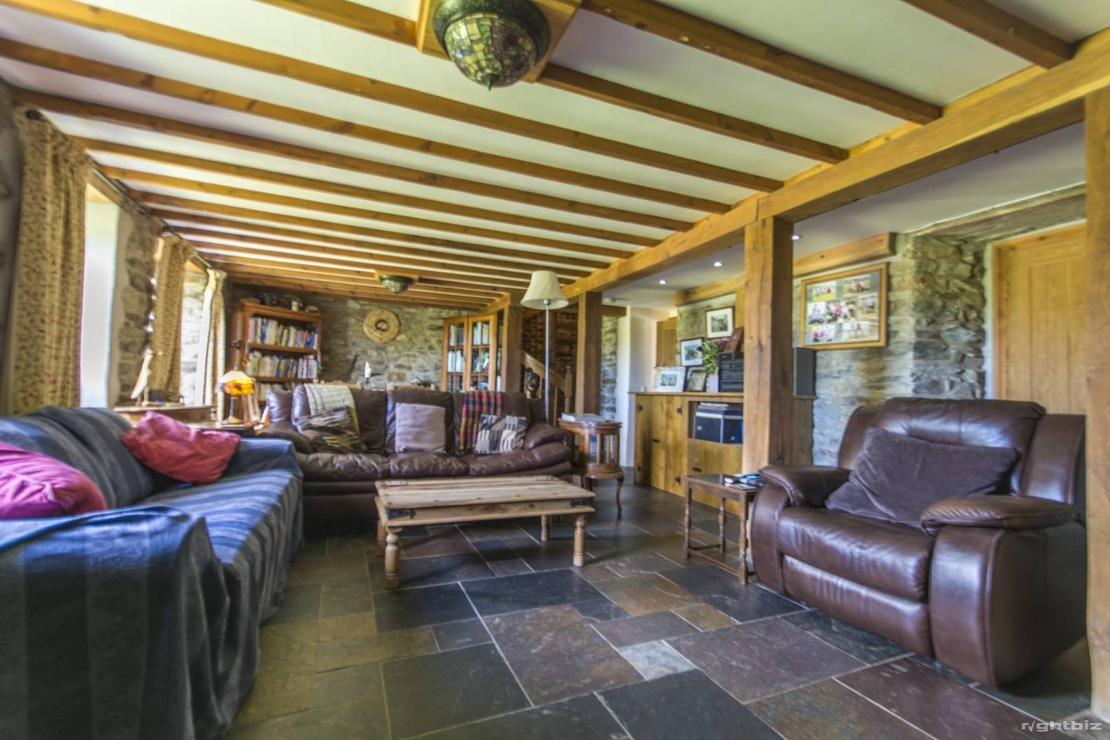 HOLIDAY LETTING BUSINESS/ LIVERY POTENTIAL + SMALLHOLDING + STABLES SET IN 10 ACRES - PEMBROKESHIRE - Image 4