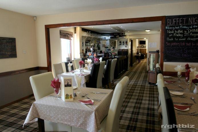 Popular Bar and Restaurant in Aberdeenshire Village - Image 4