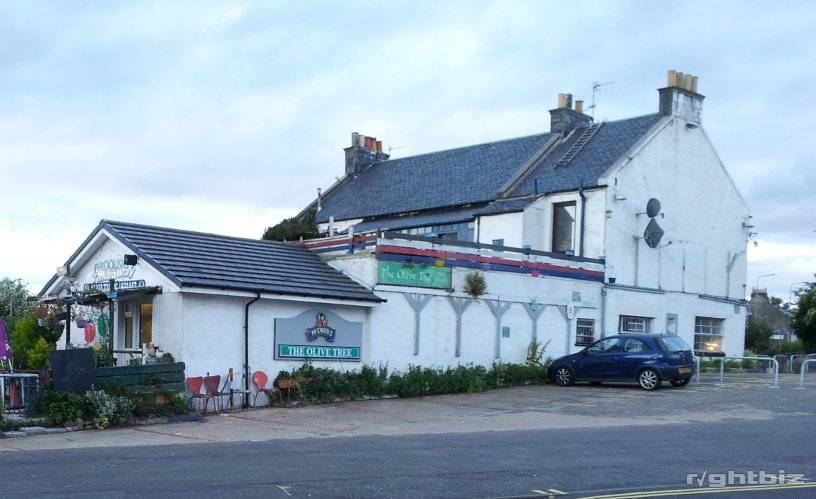Olive Tree Restaurant for lease - subject to purchase. Central Dunfermline. - Image 4
