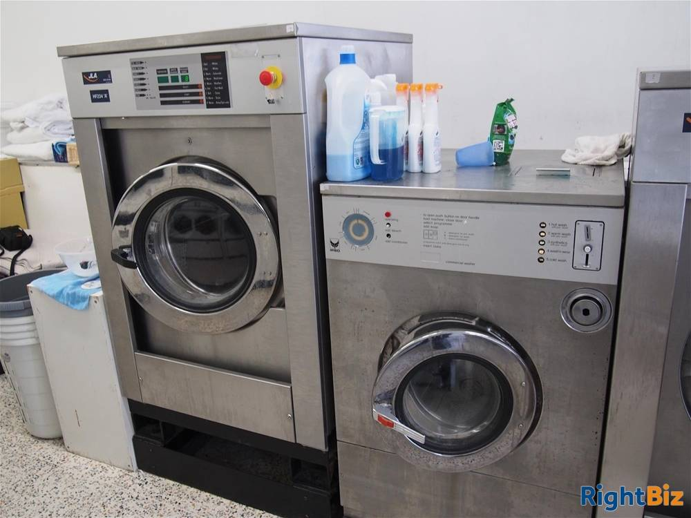 Launderette & Dry Cleaners For Sale in Choppington - Image 4