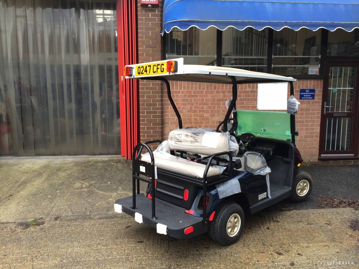 Golf Hospitality Utility Electric & Petrol Vehicles, Buggy Sales and Repair internet business - Image 4
