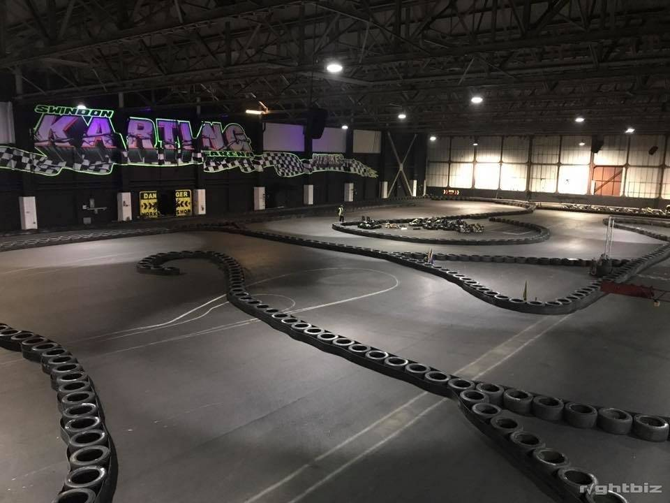 Well established Indoor Karting Centre, in Prime Location off the M4. - Image 4