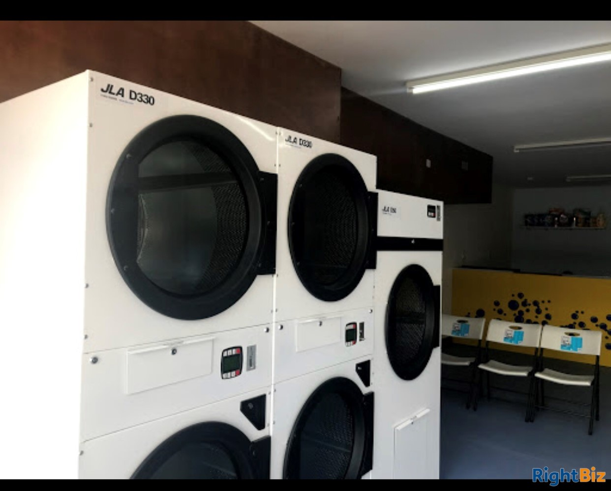 Laundrette for sale. Small business everything new. Prime location!! WF9 2AE. - Image 4