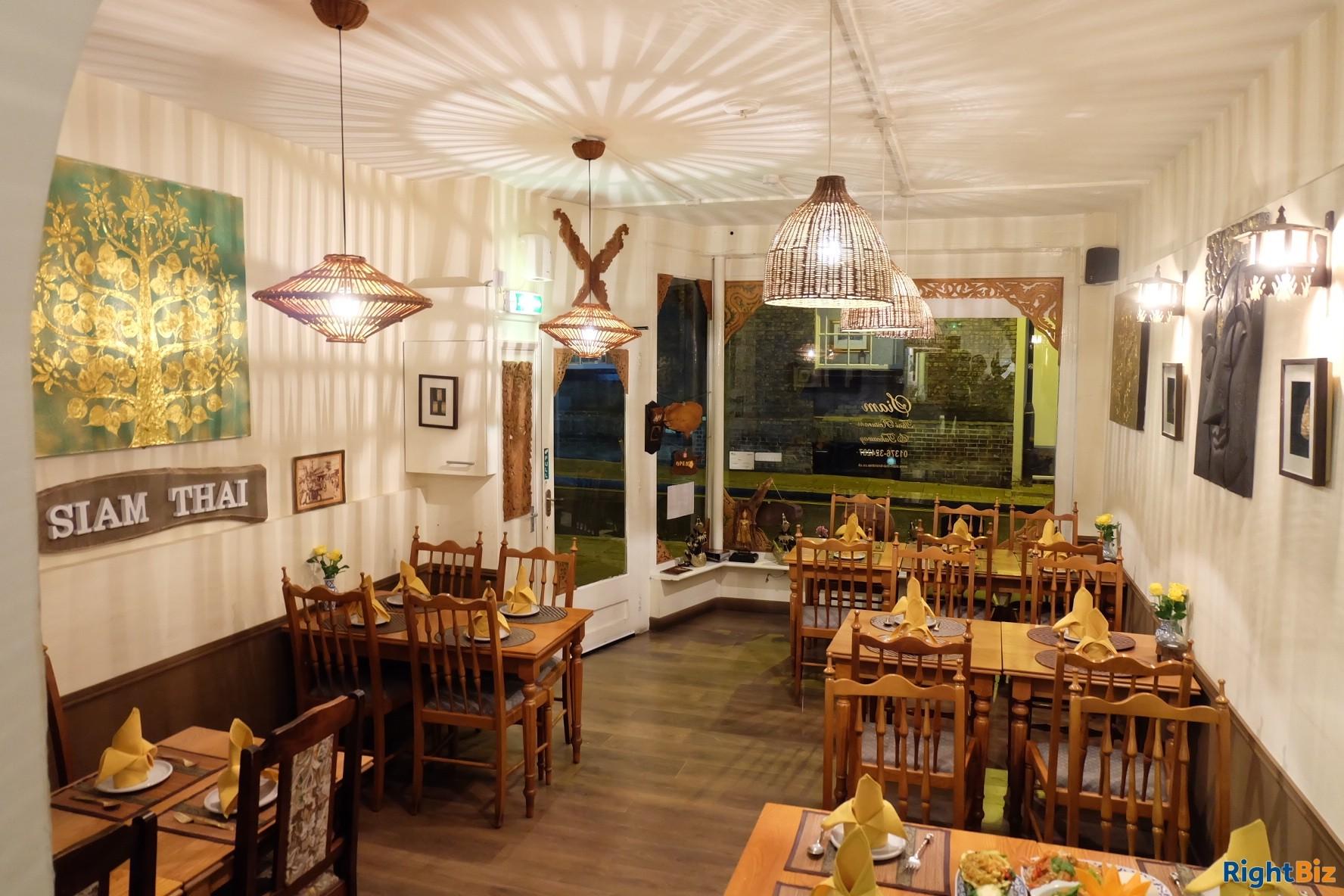 Thai restaurant and take away, Braintree - Image 4