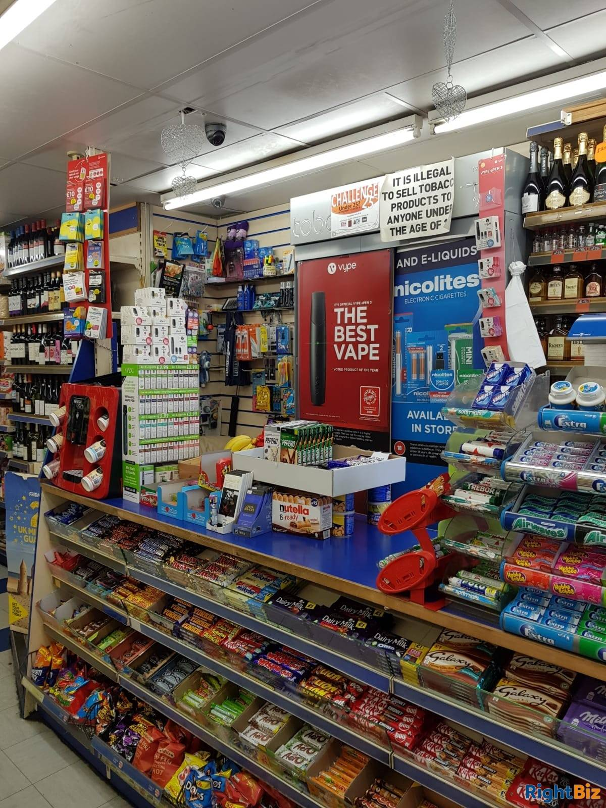 Convenient Store For sale in London Leasehold  - Image 4