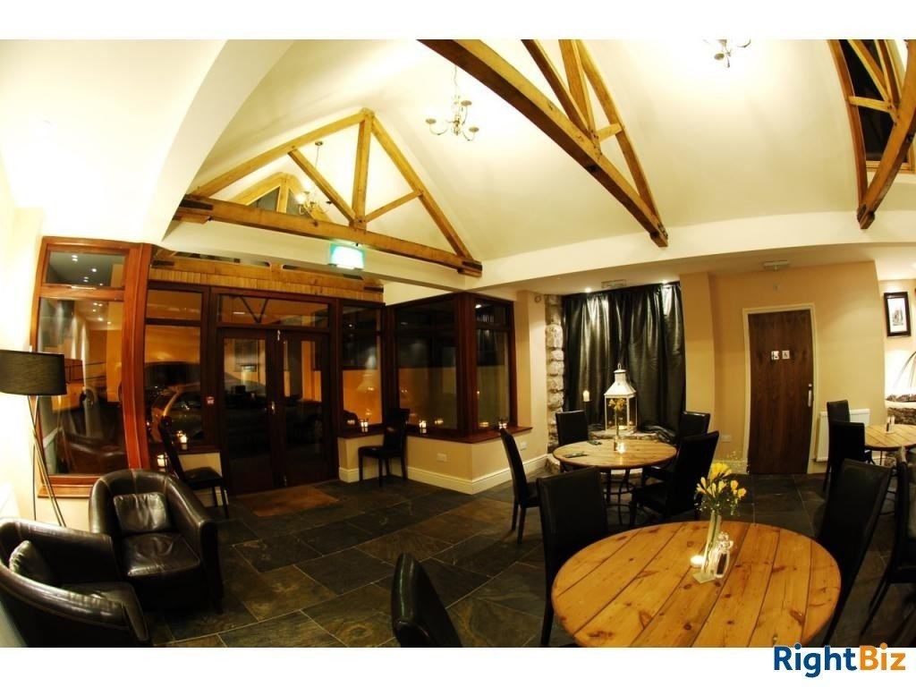 North Wales Historic Coaching Inn Hotel, Bar & Restaurant Leasehold for Sale - Image 4