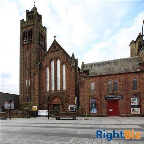 Charming Historic Arthouse Cinema In Bathgate - Image 4