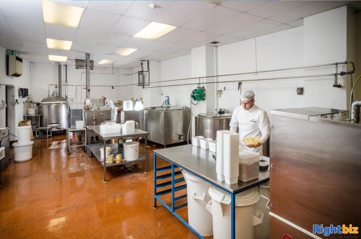 For Sale - Well Known Scottish-Italian Ice Cream Manufacturer & Wholesaler, Musselburgh - Image 4