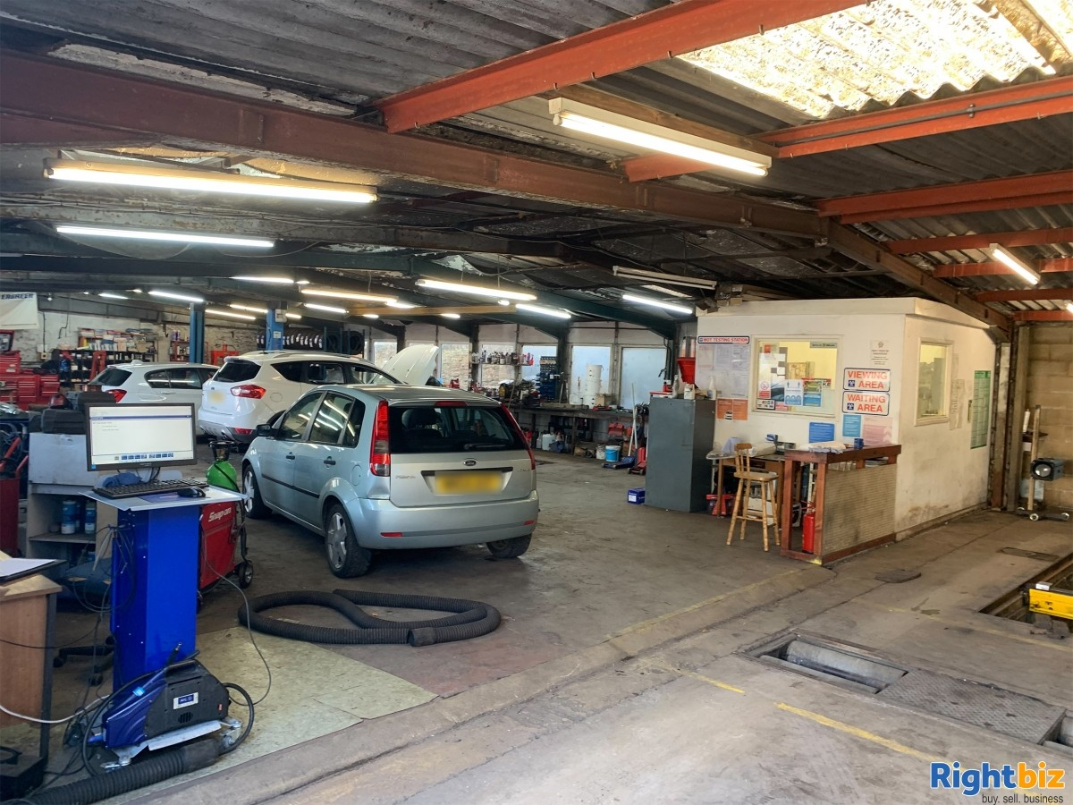A LONG-RUNNING PROVIDER OF VEHICLE MAINTENANCE AND REPAIRS SERVICES - Image 4