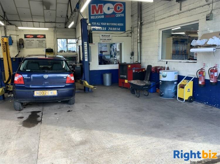 FREEHOLD MOT TESTING & REPAIRS CENTRE IN WILTSHIRE - Image 4
