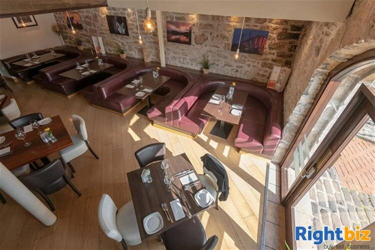 STUNNING TOWN CENTRE LICENSED ITALIAN RESTAURANT IN THE CENTRAL LOWLANDS OF SCOTLAND - Image 4