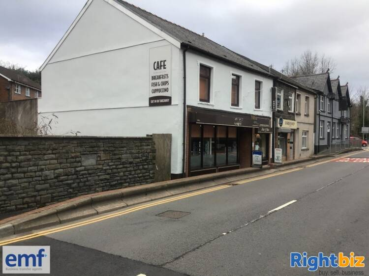 EXCELLENT CHIP SHOP/CAFE WITH NICE OWNERS ACCOM, MOUNTAIN ASH, MID GLAMORGAN. - Image 4