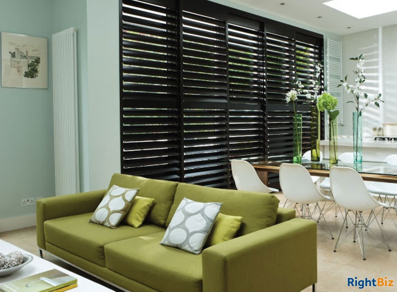 MADE-TO-MEASURE WINDOW SHUTTERS & BLINDS BUSINESS - Image 4