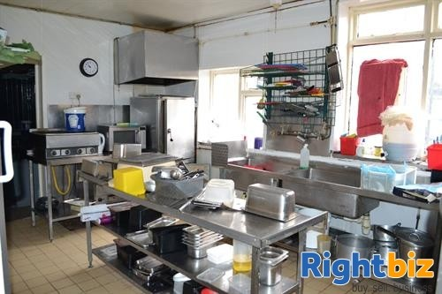 Established West Bromwich Chip Shop - £5,600 to £5,700 PW. Prominent Location - Image 4