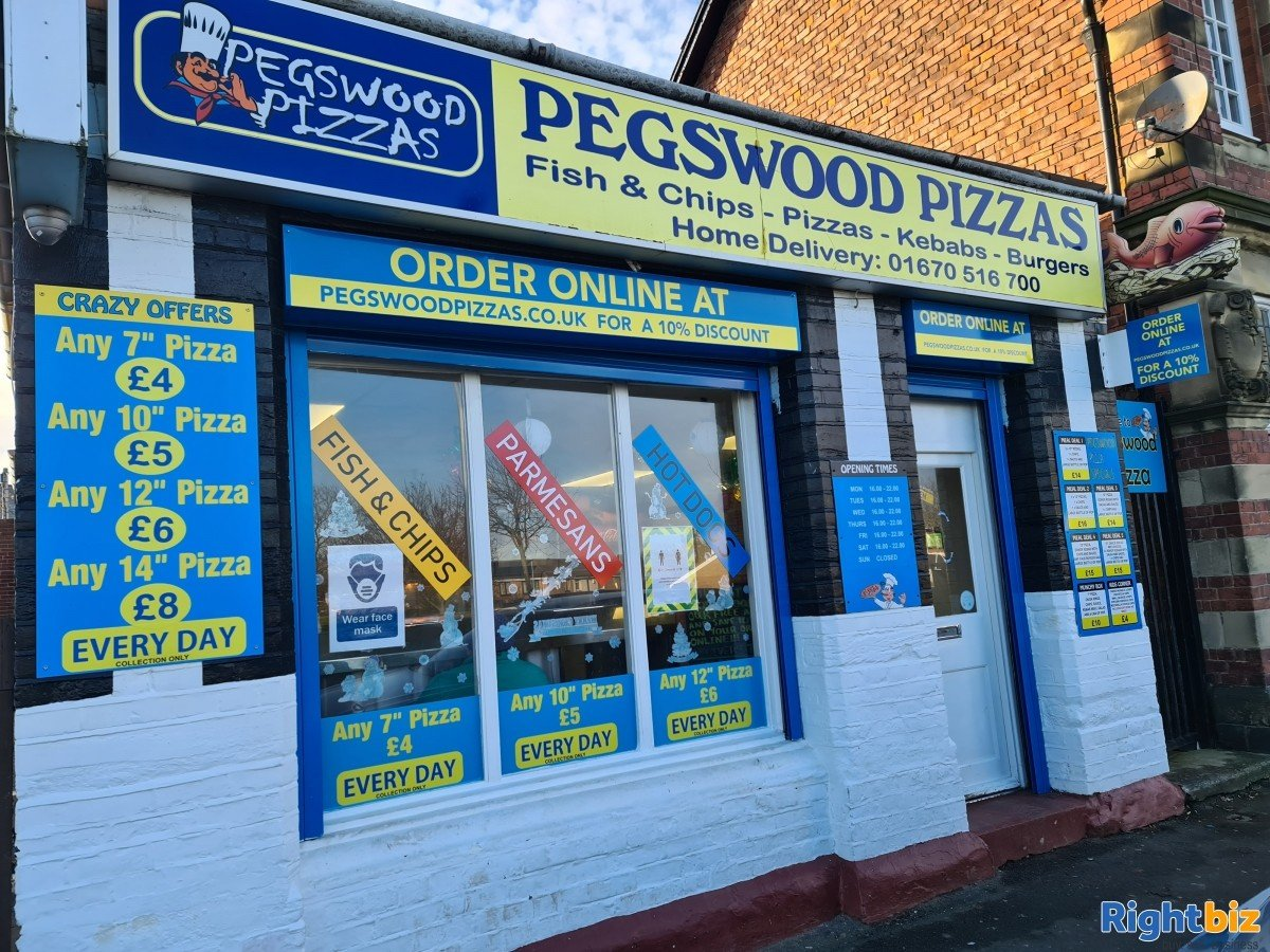 Fast food takeaway for sale in Northumberland - Image 4