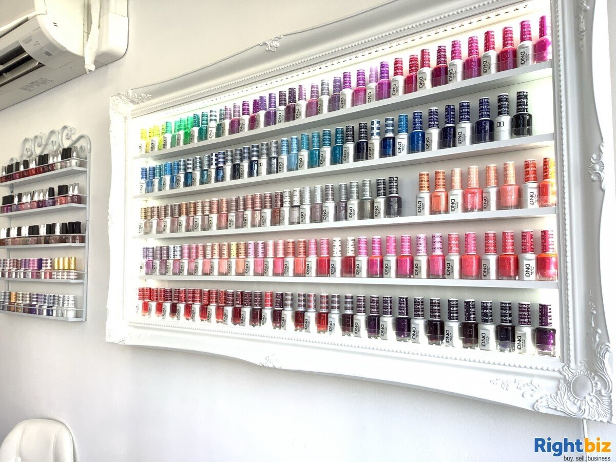 Established Nails, Tanning and Beauty salon for sale in Worthing near Brighton - Image 4