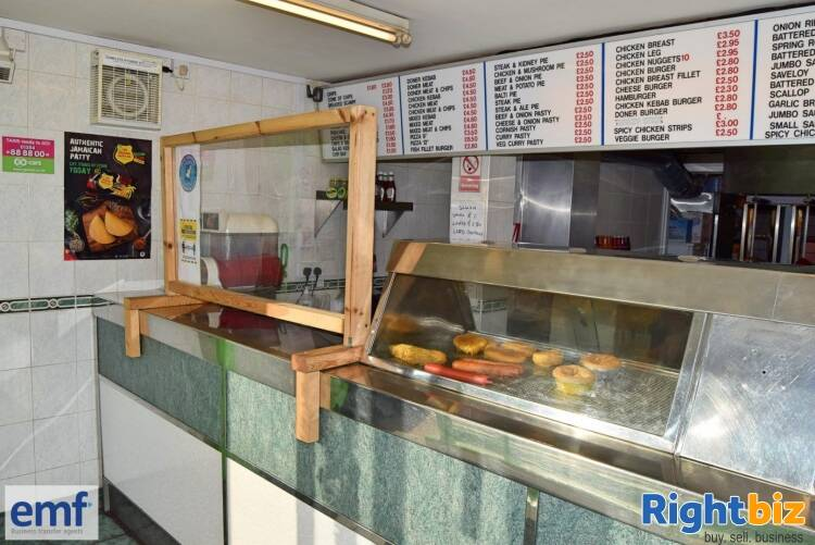 WELL ESTABLISHED FISH & CHIP SHOP IN STOURBRIDGE - Image 4