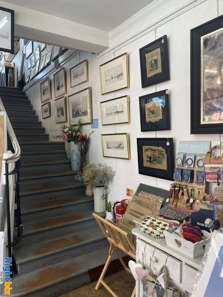 Well Established Picture Framing and Art gallery in Southsea, Hampshire - Image 4