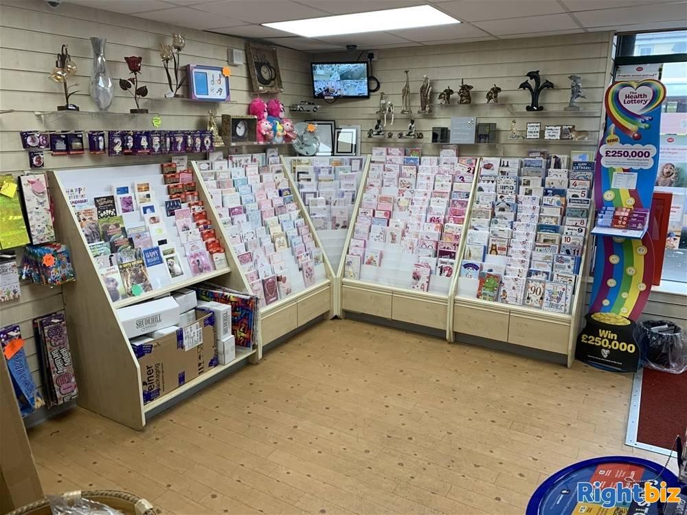 POST OFFICE & STATIONERS delightful village locality close PONTYPRIDD - Image 4