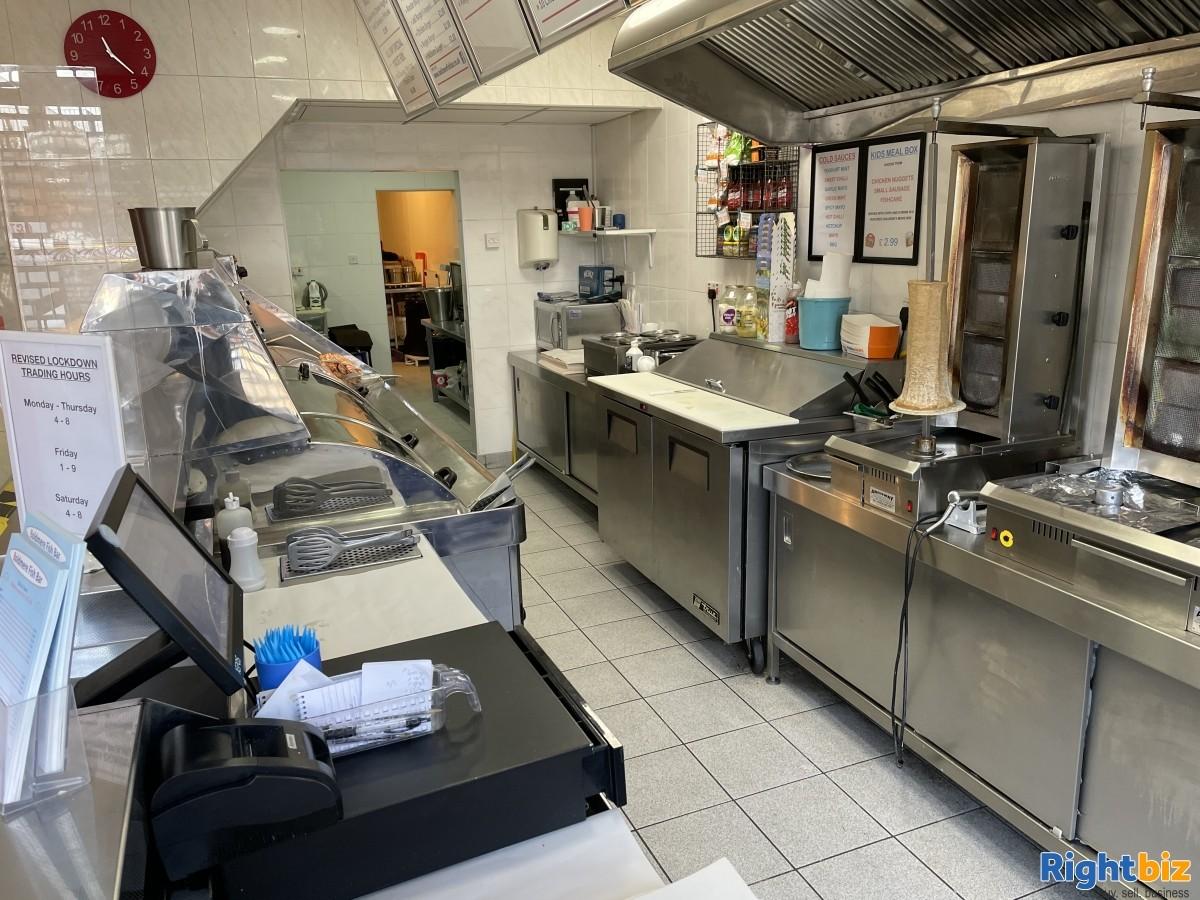 Well Established Fish & Chip Shop for Sale - Image 4
