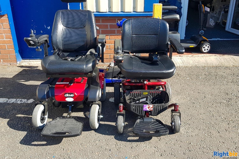 Well Established Mobility Equipment Business For Sale, Edinburgh - Image 4