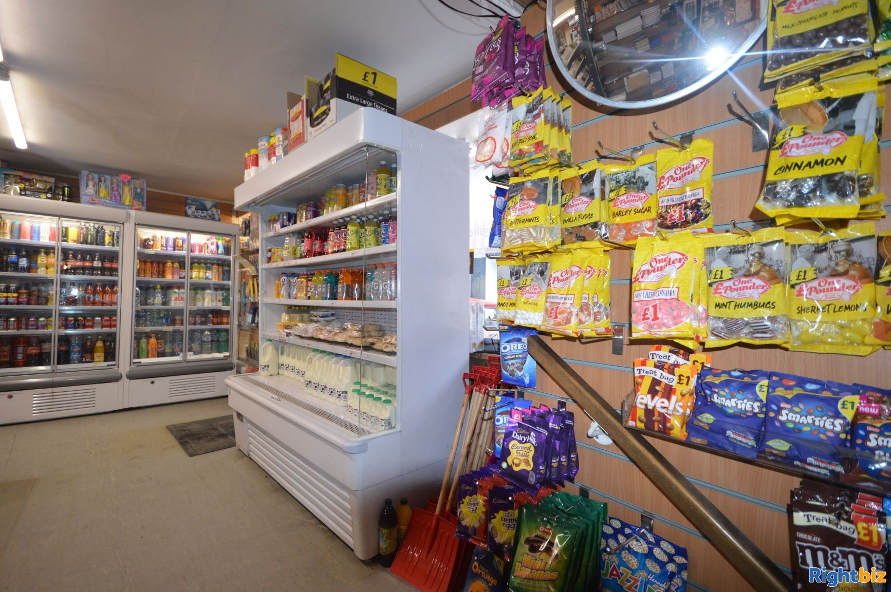 Busy traditional Newsagency business located in popular Scottish Borders town (ref 1367) - Image 4
