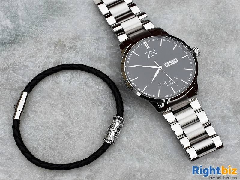 Newly established Watches & Bracelets business for sale - Image 4