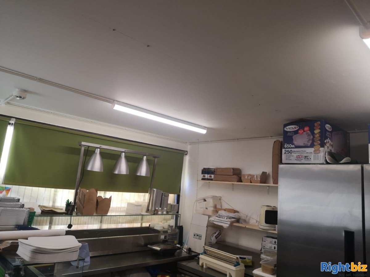 Leasehold Takeaway restaurant for sale in Colchester - Image 4