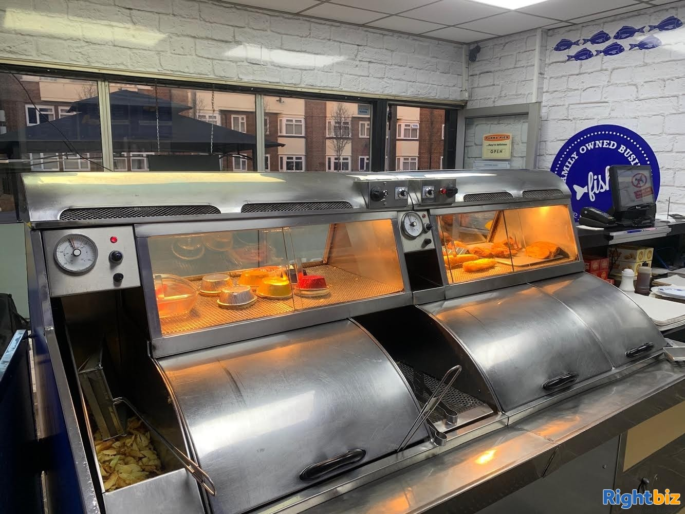 Leasehold Fish & Chips Shop in Bearwood - Image 4