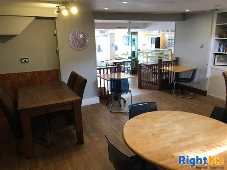 South Hams High Street Café and Bakery Premises For Sale in Totnes - Image 4