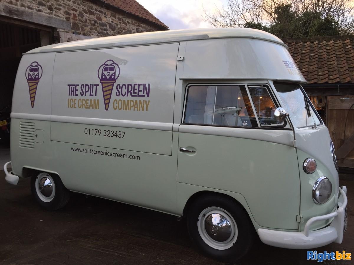 Vintage VW Ice Cream Van business x 3 units - The Split Screen Ice Cream Co. - Image 4