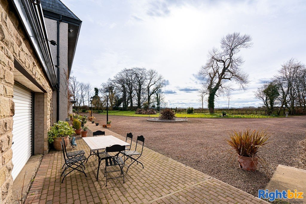 Stunning B&B in rural but very accessible location in the heart of East Lothian (ref 1371) - Image 4