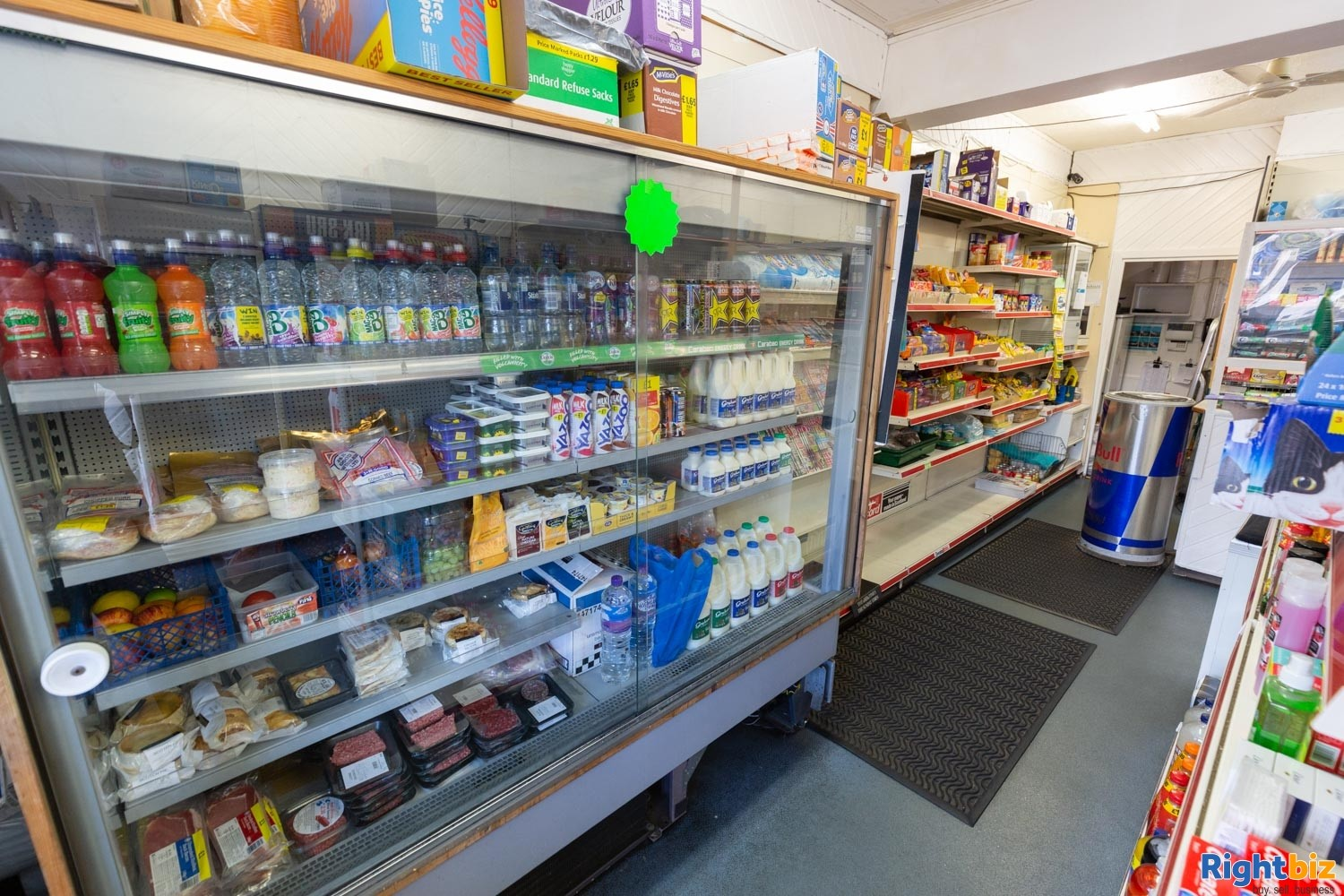Busy Leasehold Newsagents & Convenience Store For Sale, Stenhousemuir - Image 4