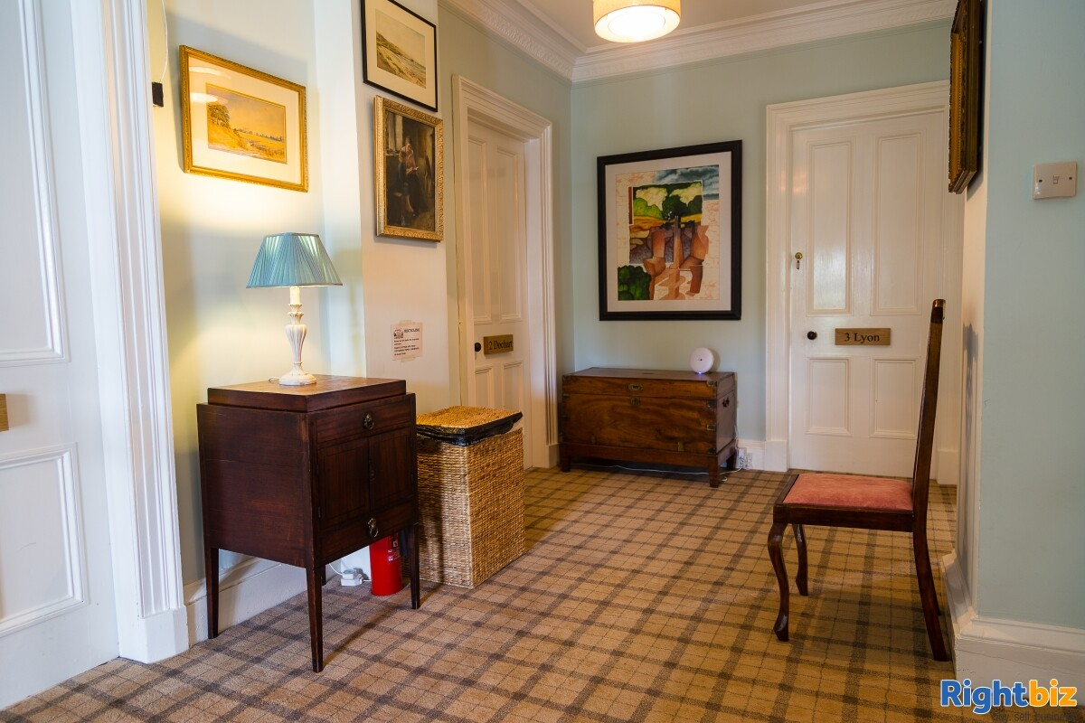 4 Star Bed & Breakfast business located within the Perthshire town of Blairgowrie. - Image 4
