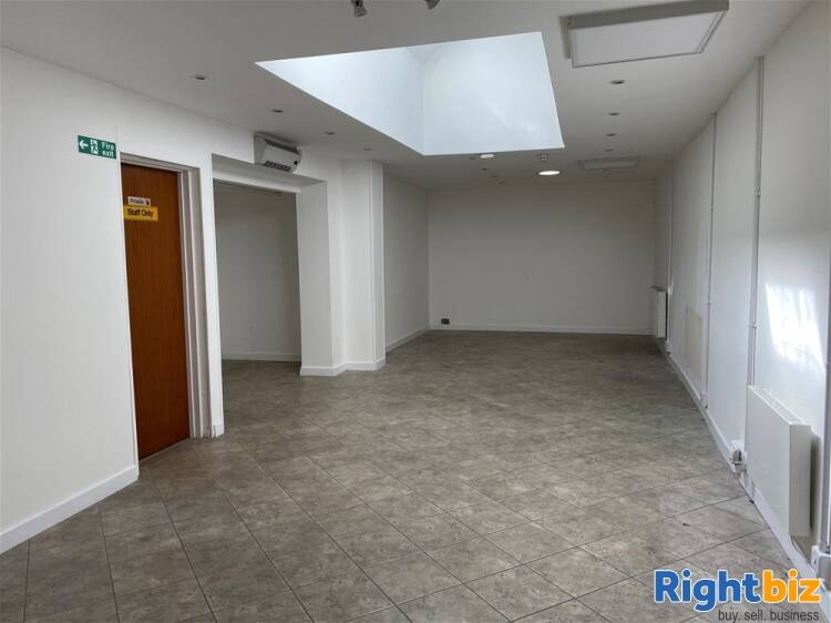 High street retail office premises and garaging, for sale by public auction 27th May 2021 For Sale in Newton Abbot - Image 4