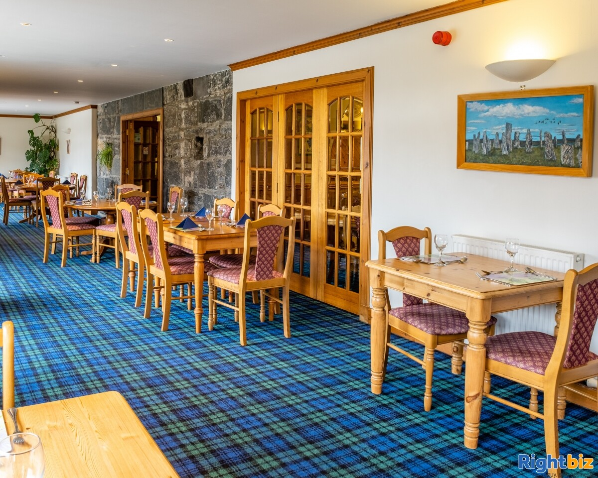 Doune Braes Hotel for Sale on the stunning Isle of Lewis, Scotland - Image 4