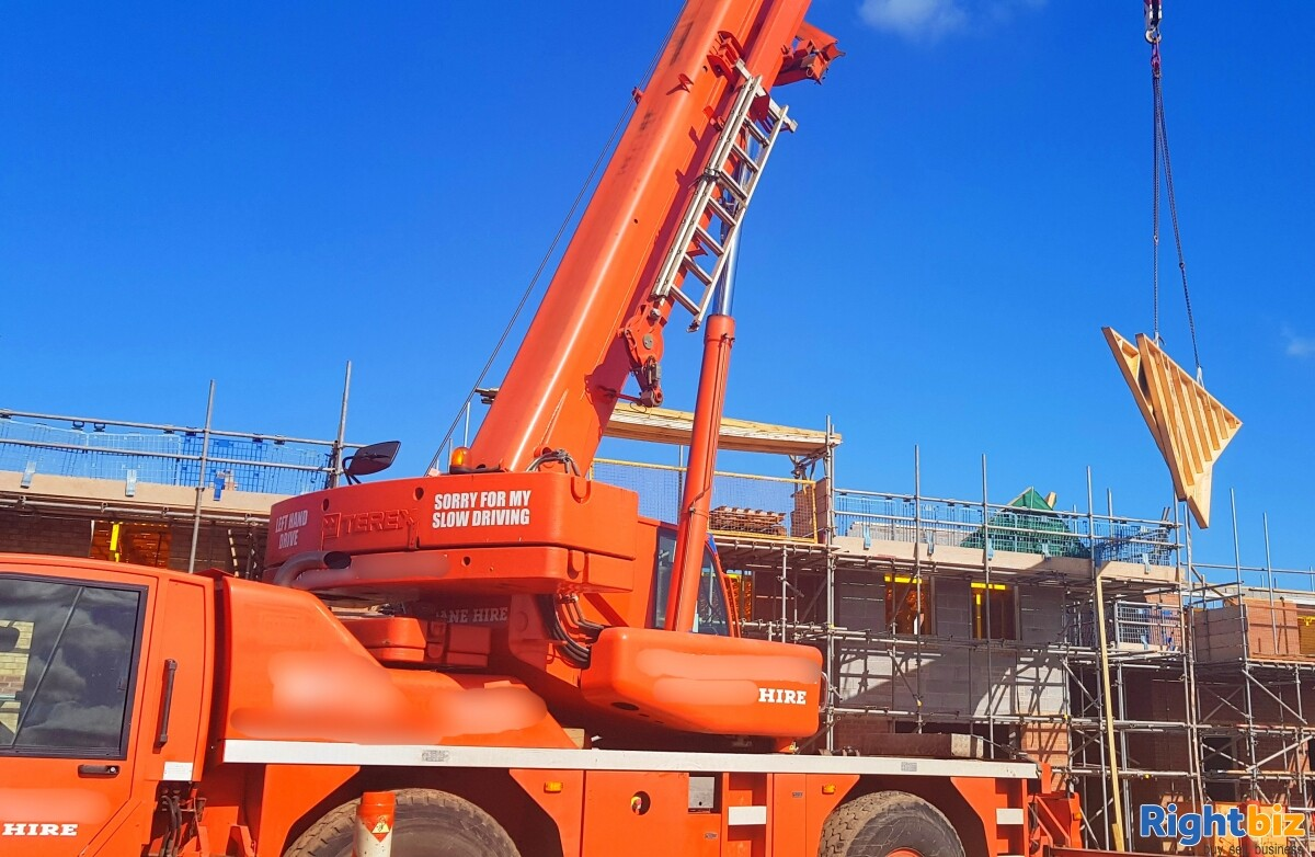 Profitable Haulage and Crane Hiring Business for sale in Wolverhampton, Construction Business - Image 4