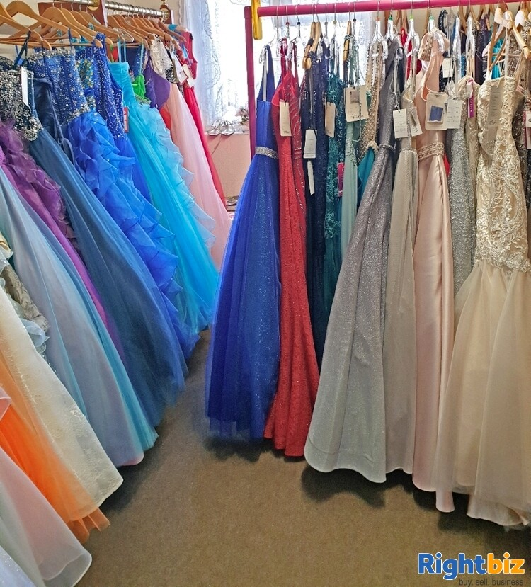Fully Equipped Bridal Wear Boutique Retail Business for Sale in Wolverhampton - Image 4