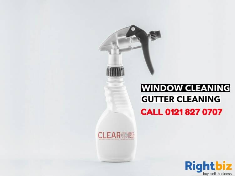 Domestic / Commercial Cleaning & Sanitation Business in Birmingham - Image 4