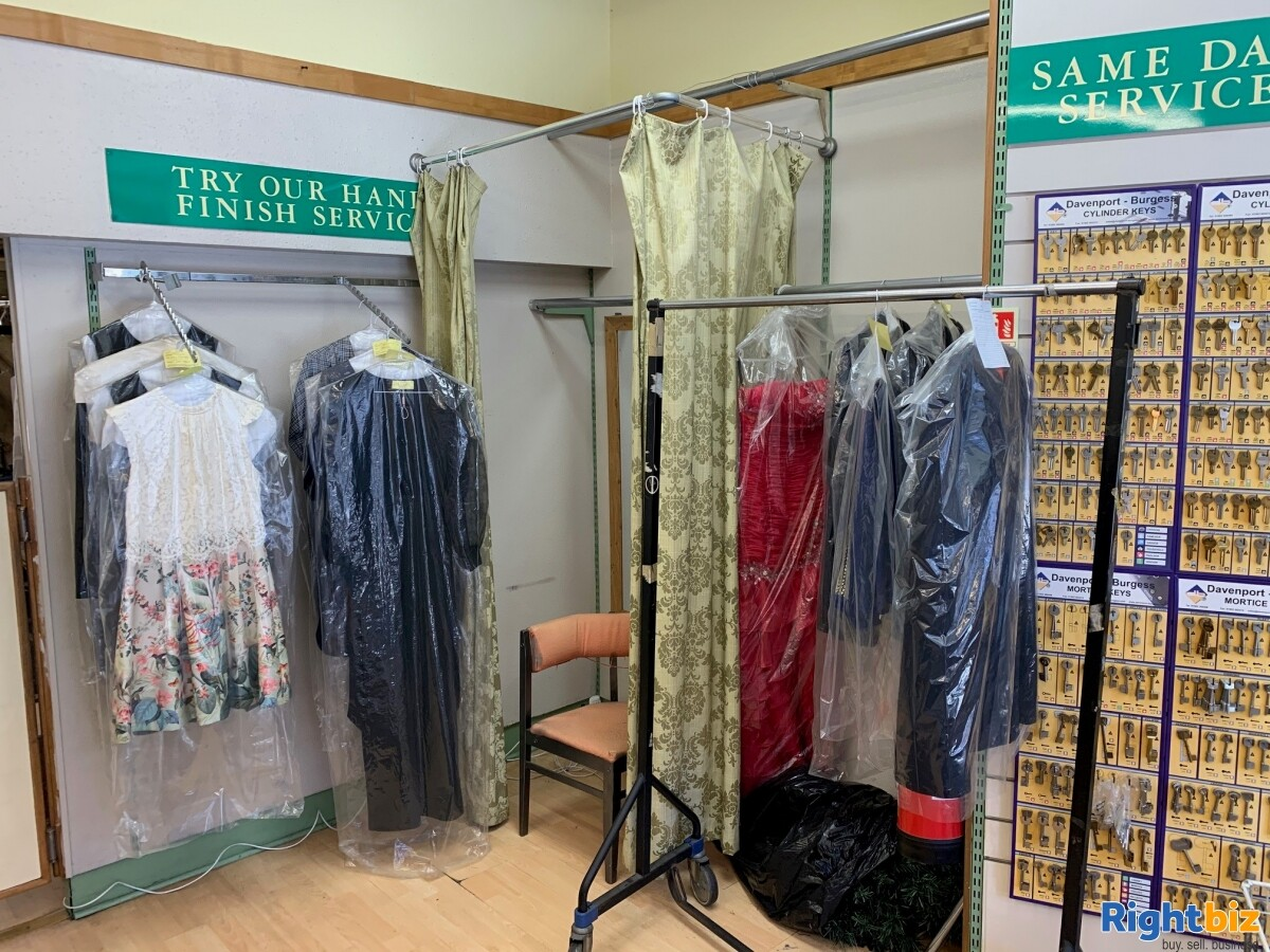 Established Dry Cleaners in Prime Location for sale - Image 4