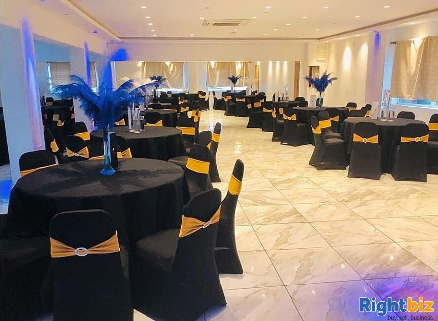 FREEHOLD 11,000 SQFT BANQUETING HALL – 260 INTERNAL COVERS - Image 4