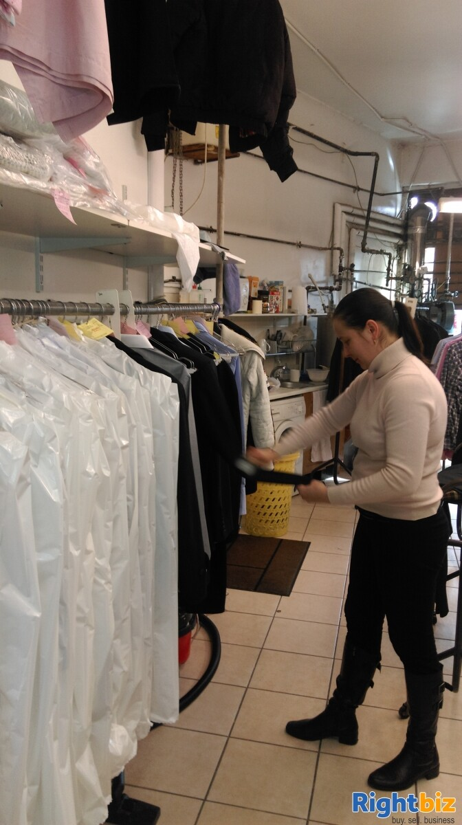 Freehold/leasehold dry cleaning, laundry, repair&alteartion business for sale - Image 4