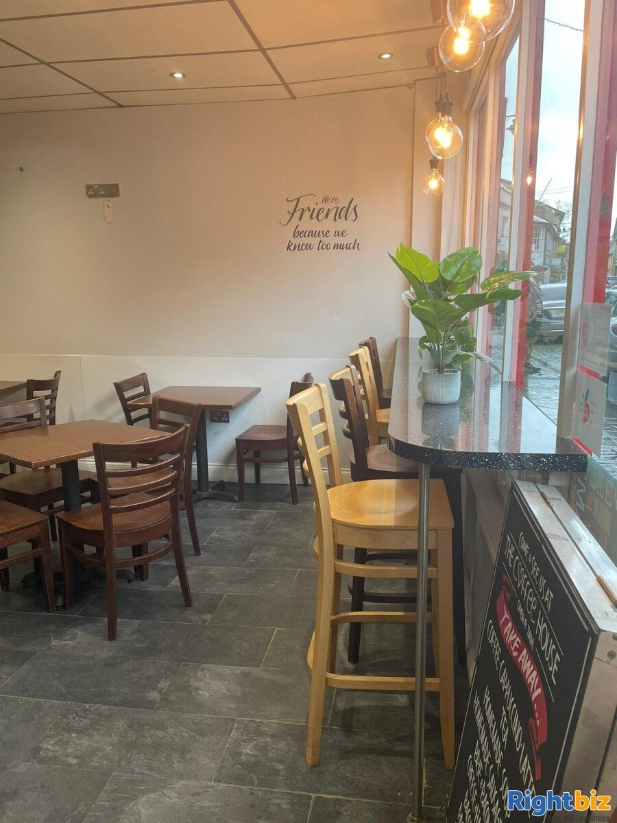 CAFE & COFFEE SHOP TO RENT IN SUFFOLK - Image 4