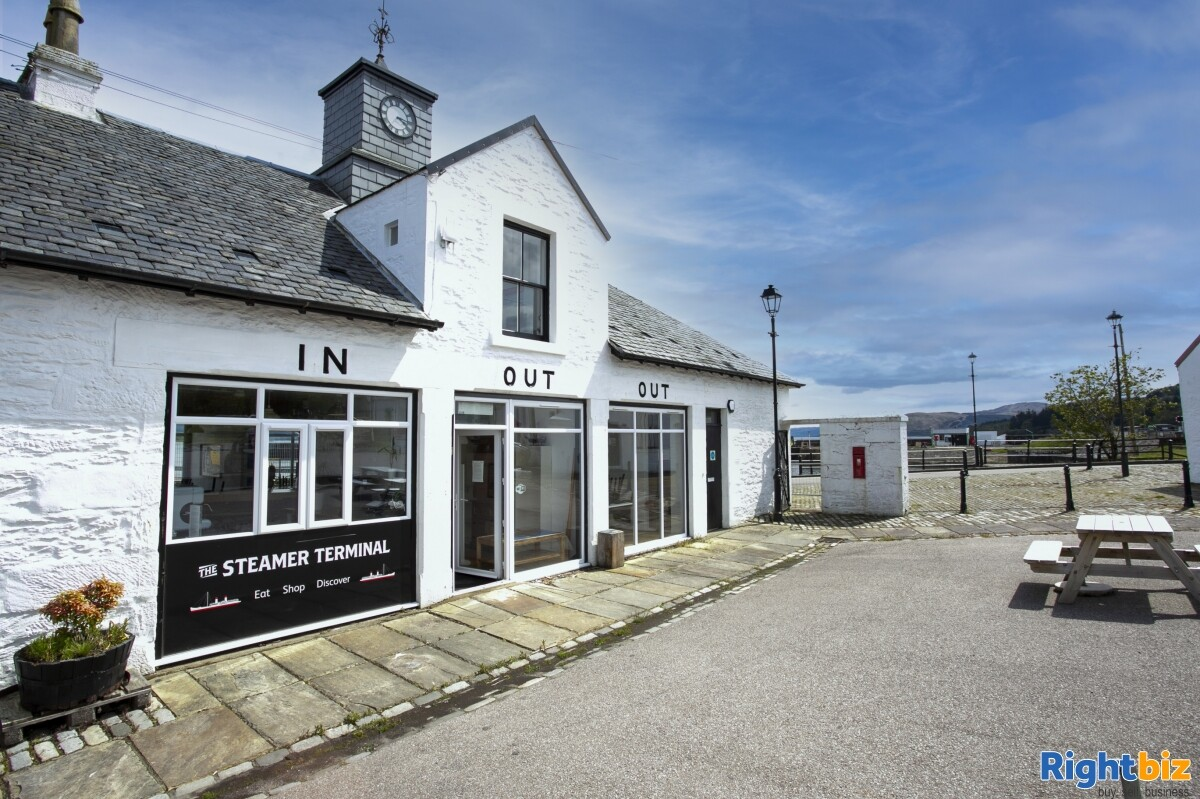 Stunning Well Positioned Cafe Lease Opportunity in Ardrisaig - Image 4
