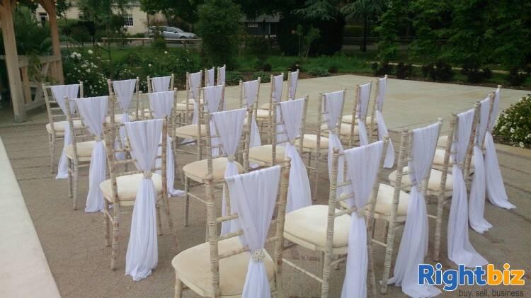Wedding Venue Dressing Hire in Sussex, Kent & Surrey - Image 4