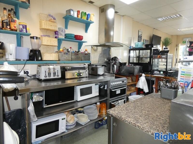 Take Away Tea & Coffee Shop Radcliffe - Image 4